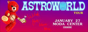 <b>TRAVIS SCOTT</b> – <b>ASTROWORLD</b>: WISH YOU WERE HERE TOUR ...
