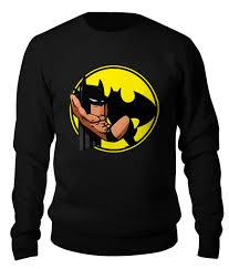 "<b>Свитшот</b> унисекс хлопковый ""<b>Бэтмен</b> (Batman)"" #2555204 от ..."