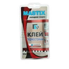 15 отзывов на <b>Клей</b> термостойкий <b>Mastix</b> МС 0115, <b>холодная</b> ...