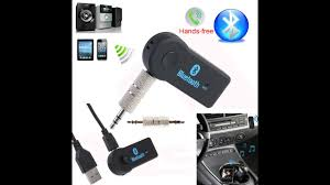 Аудио <b>адаптер</b> Bluetooth <b>AUX</b> в машину - YouTube
