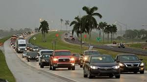 Hurricane Irma: Florida evacuation routes jammed as storm nears ...