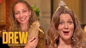 Drew and <b>Nicole Richie</b> Are Bearded Lizard Moms - YouTube