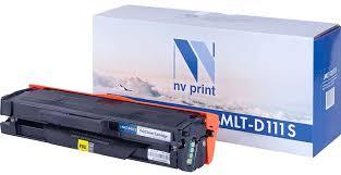 <b>MLT</b>-<b>D111S</b>, <b>картридж</b> для <b>Samsung</b> SL-M2020, 2070