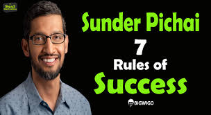 sunder pichai 7 rules of success inspirational speech sunder pichai 7 rules of success inspirational speech motivational interview