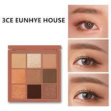 <b>Professional eye</b> Makeup 3CE eunhye house <b>9 Colors</b> Eyeshadow ...