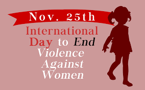 「(International Day for the Elimination of Violence against Women」の画像検索結果