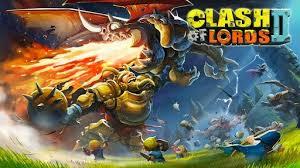 Hasil gambar untuk tips bermain clash of lords 2 blogspot