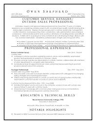 resume linkedin samples resume jane outside s customer service