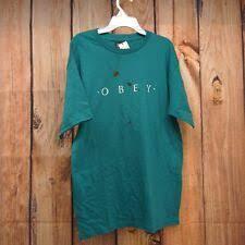 <b>OBEY</b> из 100% хлопка <b>футболки</b> для мужчин | eBay