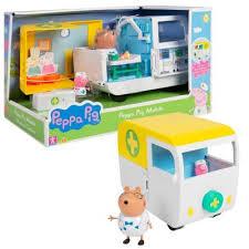 Игровой набор <b>Peppa Pig Медицинский центр</b> Росмэн 37229 ...