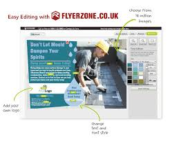 design and print flyers and leaflets for plumbers onlineflyerzone blog make it personal