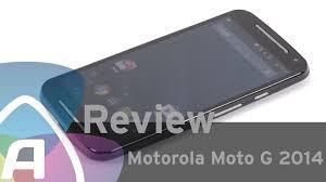 Motorola Moto G 2014 review (Dutch) - YouTube
