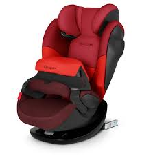 <b>Cybex Автокресло Pallas M</b>-<b>Fix</b> Rumba Red гр. 1-2-3: 519001089 ...