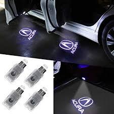 MEHIM 4 Piece Auto Door Logo Projector Car Door ... - Amazon.com