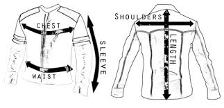 Image result for leather trouser size chart image