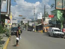 Resultado de imagen para fotosde la calle maria trinidad sanchez en la ciudad de esperanza en Valverde
