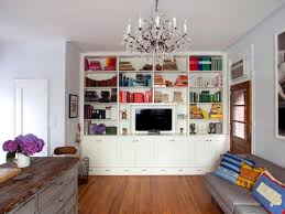 living room dividers ideas attractive:  mantel and bookshelf decorating tips living room and dining