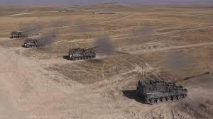 Турция нанесла массированный удар по сирийской армии ...