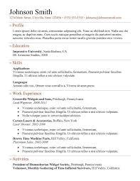how to prepare a curriculum vitae templates best cv 6 doc