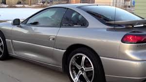 1992 Dodge Stealth 1996 Dodge Stealth R T Exhaust Youtube