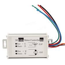 20A PWM <b>DC Motor Speed</b> Regulator Module (9V, <b>12V, 24V</b>, 36V ...