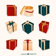 <b>Подарочная коробка</b> | Скачать бесплатные векторные ...