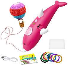 MOGOI 3D <b>Printing</b> Pen, Safe <b>Low Temperature Dolphin</b> 3D Pen ...