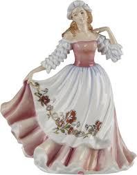 <b>Статуэтки</b> и фигурки English Ladies - костяной фарфор ручной ...