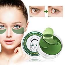 30 Pairs Seaweed Collagen Eye Mask Eye Pads Anti ... - Amazon.com