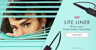 Life Liner Duo Pencil & <b>Liquid Eyeliner</b> | HUDA <b>BEAUTY</b>