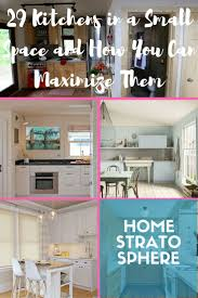 Kitchen Small Spaces Top 88 Ideas About Small Kitchen Ideas On Pinterest Islands