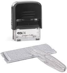 <b>Colop Штамп самонаборный Printer</b> C20-Set, цвет в ассортименте