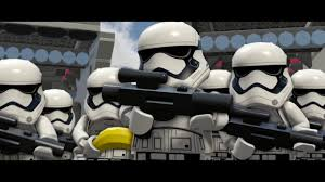 The Force Awakens - <b>LEGO Star Wars</b> - Gameplay Reveal Trailer #2 ...