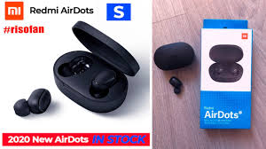 <b>2020 NEW Redmi AirDots</b> S 2 TWS BUY ONLINE. - YouTube