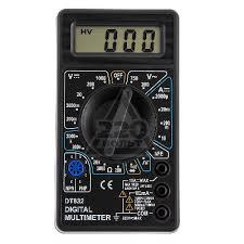 <b>Мультиметр TEK</b> Ресанта <b>DT</b> 832 купить в Москве по доступной ...