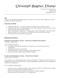 convenience store clerk resume resume sample for convenience store clerk retail store clerk resume sample sample resume retail store myperfectresume