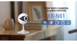 <b>KERUI</b> N61 <b>Wireless</b> Home Security 720P IP Camera <b>Surveillance</b> ...