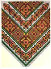 Гуцульские вышивки схемы