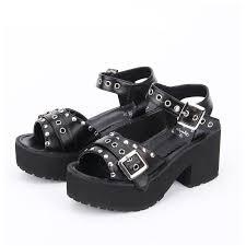 Womens Gothic <b>Shoes</b> | Best Goth <b>Boots</b> - The Black Ravens