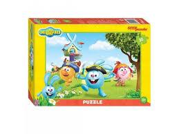 <b>Пазл Step Puzzle</b>, <b>Смешарики</b> 35 эл. купить в детском интернет ...