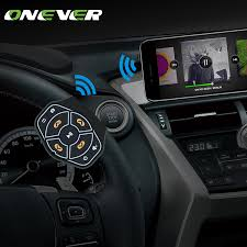 Onever Wireless Hands-free Bluetooth Remote Control Media ...