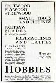 hobbies graces guide 1935