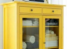 furniture awesome white bathroom focused on gorgeous yellow ikea hemnes linen cabinet set under oval wall big brown ikea hemnes linen