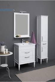Комплект мебели <b>Aquanet</b> Денвер 65 белый, по низкой цене в ...