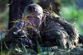 u s department of defense photo essay army staff sgt mathew fox waits to engage a target in the live fire