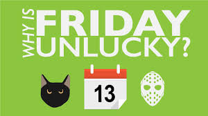 Why Is Friday The 13th Unlucky? - YouTube