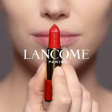 L'Absolu Rouge Ruby Cream Lipstick [Video] in 2020 | <b>Lancome</b> ...