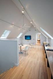 vaulted ceiling in study will depend on existing rafters and collar ties etc cathedral ceiling track lighting