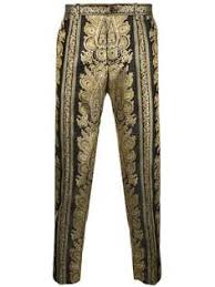 Купить Золотистые мужские <b>брюки</b> в интернет-магазине Lookbuck