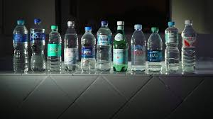 <b>Plastic</b> particles found in bottled <b>water</b> - BBC News